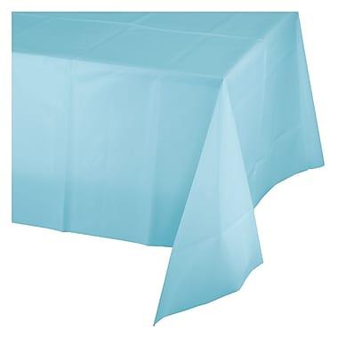 Celebrations Pastel Blue Plastic Tablecloth (913279)