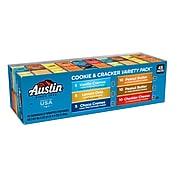 Austin Cookies & Crackers, Variety, 1.52 oz., 45/Carton (KEE48570)