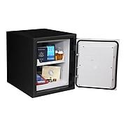 Honeywell Digital Security Steel Fire/Waterproof Safe with Keypad w/Key Lock, 0.9 cu. ft. (2605)
