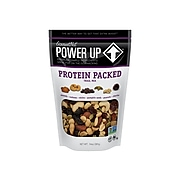 Gourmet Nut Power Up Dried Fruits & Nuts Trail Mix,Protein Packed, 14 oz., 6/Carton (2105)