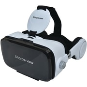 Supersonic Sv-849vr Virtual Reality Headset With Built-in Stereo Headphones