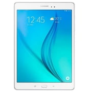 "Refurbished Samsung Galaxy Tab 8"" Tablet 16GB Android 5.0 Lollipop White"