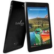 """Refurbished Envizen 10.1"""" Tablet 32GB Android 4.4 KitKat Black"""
