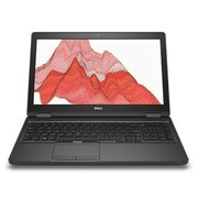 "Dell Precision M3520 Intel Core i5-7300HQ X4 2.5GHz 16GB 1TB SSD 15.6"", Black (Scratch and Dent)"