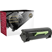 CIG Remanufactured Black High Yield Toner Cartridge Replacement for Dell C3NTP/M11XH (331-9805/331-9806)
