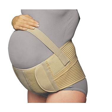 OTC Maternity Belt, Adjustable Comfort Fit Support, S, Beige, (2786-S)