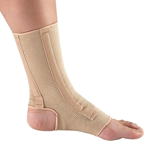 OTC Ankle Support with Spiral Stays, Small (2560-S)