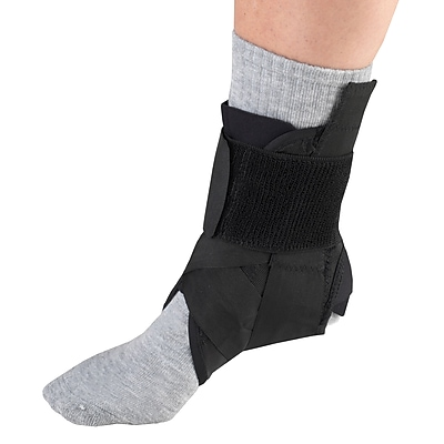 OTC Ankle Stabilizer with Heel Locking Strap, Medium (2375-M)