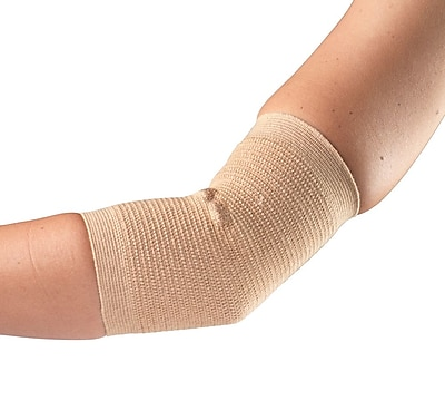 Champion Contour Cut Elbow Support, M, (70/42-M)