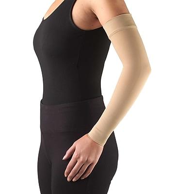 Truform Lymphedema Compression Arm Sleeve: 20-30 mmHg, L, (3325BG-L)