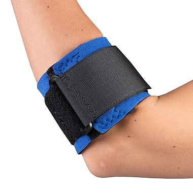 OTC Neoprene Elbow Strap with Support Pad, M, (0301-M)