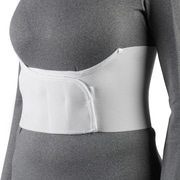 OTC Universal Rib Belt For Women, U/L, White, (2659U-L)