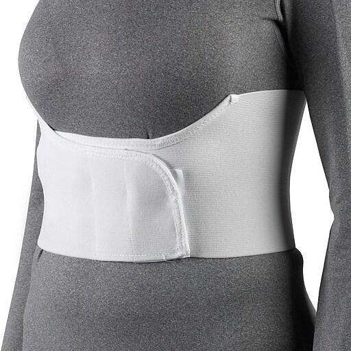 OTC Universal Rib Belt For Women, U/R, White, (2659U-R)