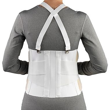 Champion Industrial Belt with Shoulder Straps, XS, Black, (0206/S-XS)