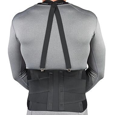 Champion Industrial Belt with Shoulder Straps, XS, Black, (0205/S-XS)