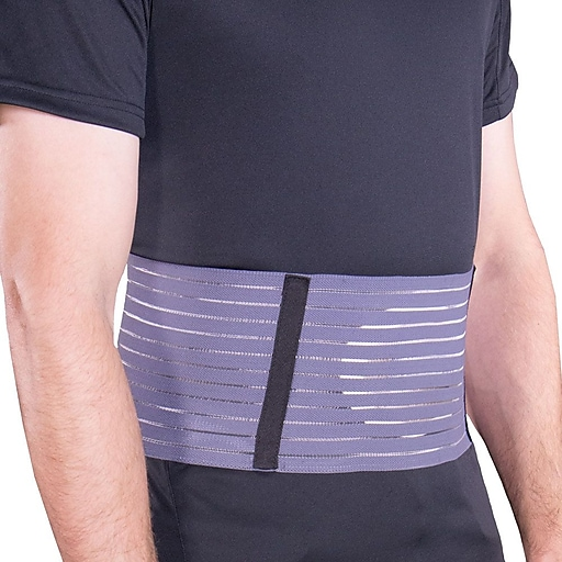OTC Select Series Abdominal Hernia Support, S, Blue, (2955-S)
