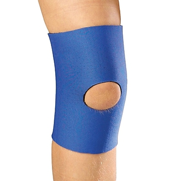 OTC KidsLine Knee Sleeve with Open Patella, L (0316RB-L)