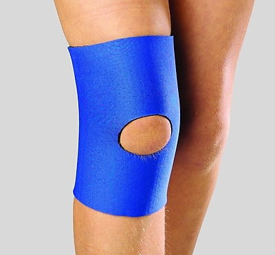 OTC KidsLine Knee Sleeve with Open Patella, M (0316RB-M)