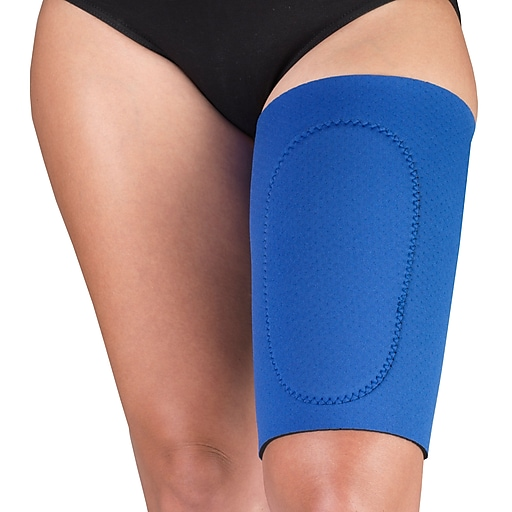 OTC Neoprene Thigh Support with Oval Pad, L (0315-L)