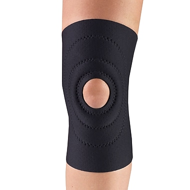 OTC Neoprene Knee Support - Stabilizer Pad, M (0309BL-M)