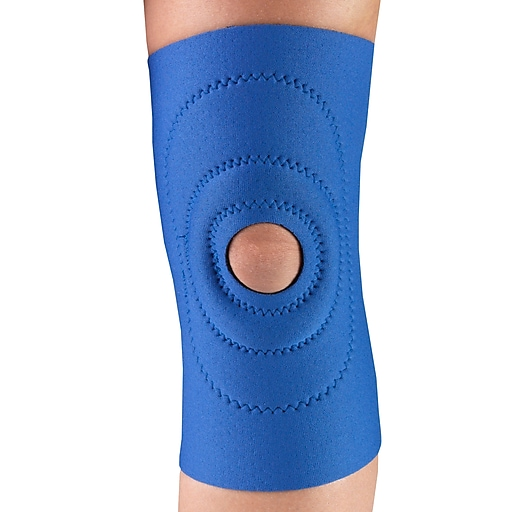 OTC Neoprene Knee Support - Stabilizer Pad, M (0309-M)