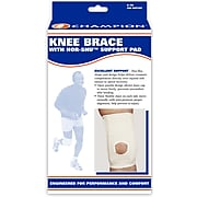 Champion Knee Brace with Hor-Shu Support Pad, S (0074-S)