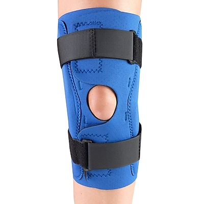 OTC Neoprene Knee Stabilizer Wrap - Hinged Bars, 4L (0311-4L)