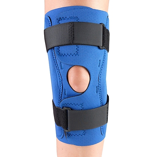 OTC Neoprene Knee Stabilizer Wrap - Hinged Bars, 2L (0311-2L)