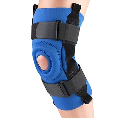 OTC Neoprene Knee Stabilizer - Hinged Bars, L (0310-L)
