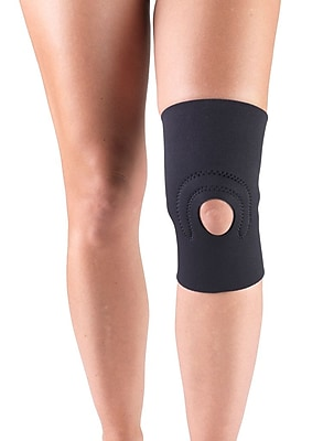 Champion Neoprene Knee Support with Hor-Shu Pad, L (0216-L)