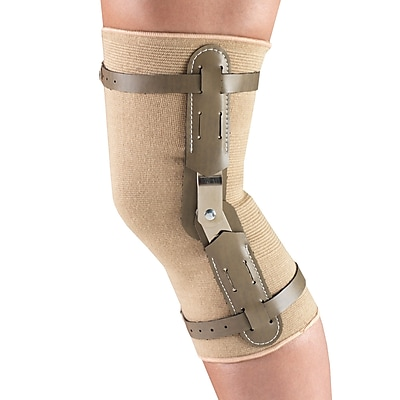 OTC Knee Brace with Hinged Bars, 3L (2554-3L)