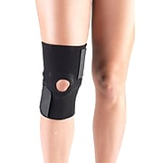 Champion Knee Wrap with Stabilizing Pad, Adjustable (0212)