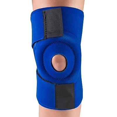 OTC Neoprene Knee Wrap with Encircling Stabilizer Pad, Adjustable (0314)