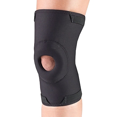 OTC Orthotex Knee Support with Stabilizer Pad, L (2546-L)