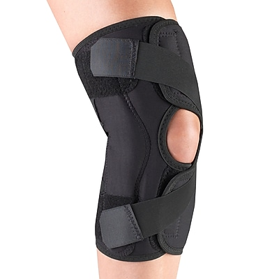 OTC Orthotex Knee Stabilizer Wrap For Osteoarthritis, Left Leg, M (2540/L-M)