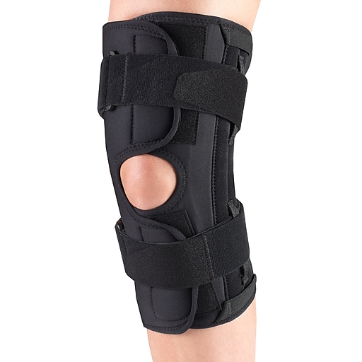 OTC Orthotex Knee Stabilizer Wrap - Spiral Stays, 3L (2542-3L)