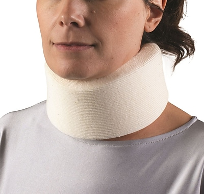 OTC Cervical Collar, 3 inch Soft Foam, Average Depth, M (2394/A-M)