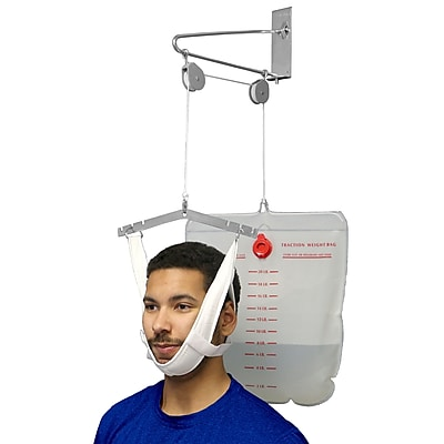 OTC Over-door Cervical Traction Kit, Complete, Universal (2501)