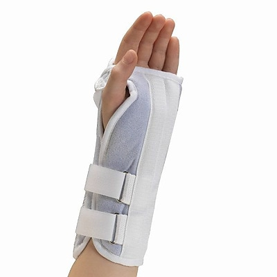 OTC Kidsline Wrist Splint - Soft Foam, Left Hand, Pediatric (0322/L-P)