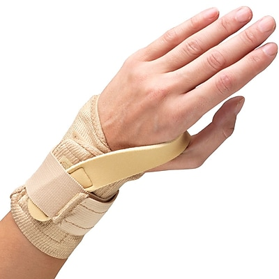 OTC Select Series Thumb Stabilizer, Right Hand, Left Hand, Medium (2389L-M)