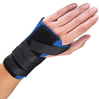 OTC Neoprene Cock-Up Wrist Sprint, Left Hand, Medium (0304/L-M)