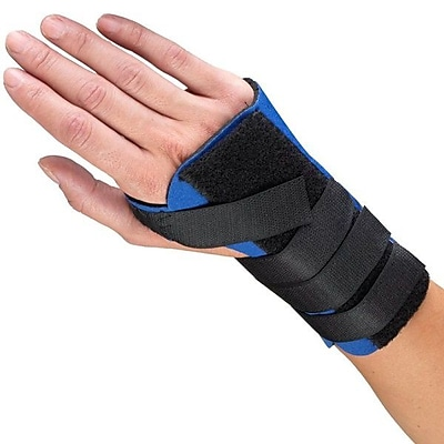 OTC Neoprene Cock-Up Wrist Sprint, Right Hand, X-Small (0304/R-XS)