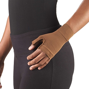 Truform Lymphedema Compression Gauntlet: 20-30 mmHg, Large (3322BN-L)