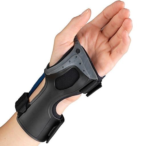 OTC Low Profile Wrist Brace, Left Hand, Large  (2081/L-L)