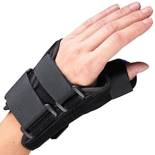 """OTC 6"""" Wrist - Thumb Splint, Left Hand, Large  (2086/L-L)"""