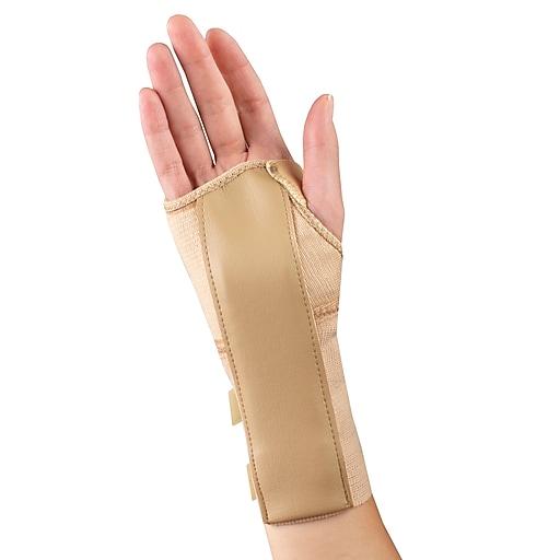 Champion Elastic Wrist Splint, Right Hand, X-Small  (50/33R-XS)