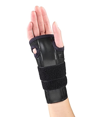 OTC Cock-Up Wrist Splint - Reversible, Medium (2351-M)