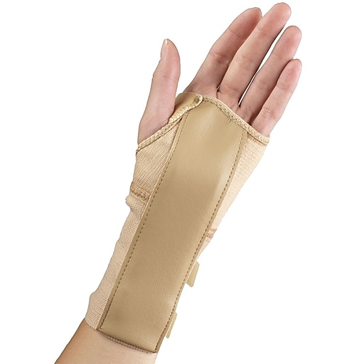 Champion Elastic Wrist Splint, Left Hand, Medium  (50/33L-M)