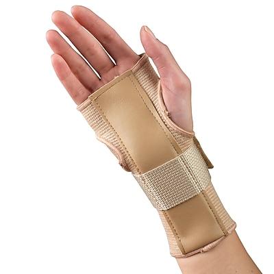 Champion Elastic Pullover Wrist Splint, Reversible, Large (0050-L)