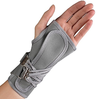 OTC Cock-Up Wrist Splint, Professionals Choice, Left Hand, Medium (2364E/L-M)